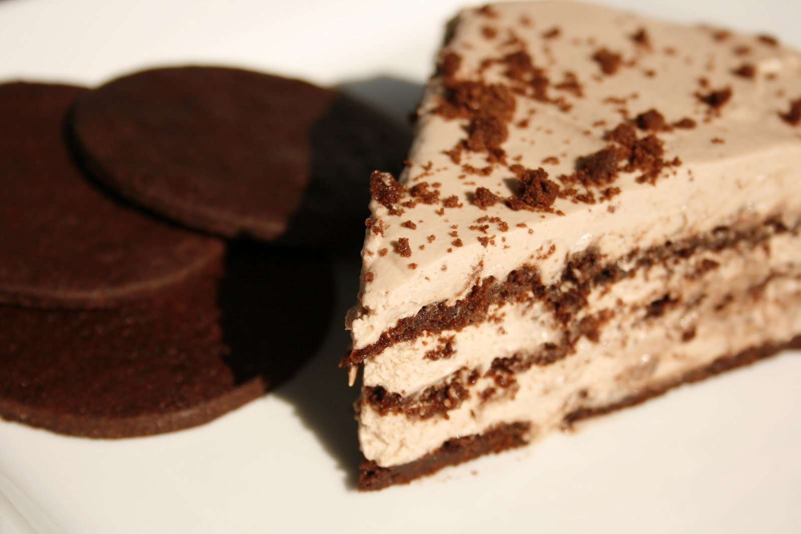 Laura's Sweet Spot: Mocha Ice Box Cake
