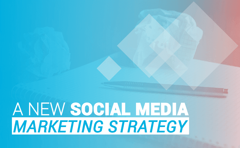 Your New Social Media Strategy: Attract, Engage, Convert & Monitor [INFOGRAPHIC]