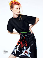 Julia Nobis - Vogue Australia