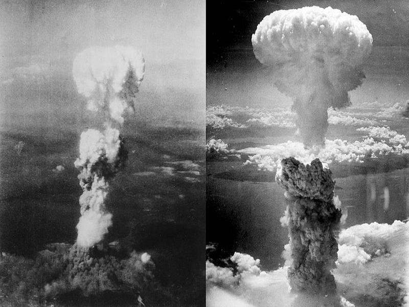 bom hirosima  Suara Paling Keras yang Pernah Muncul di Bumi Ini Kumpulan Sejarah Sejarah Dibalik Pengeboman Hiroshima dan Nagasaki