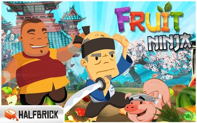 Fruit Ninja android apk