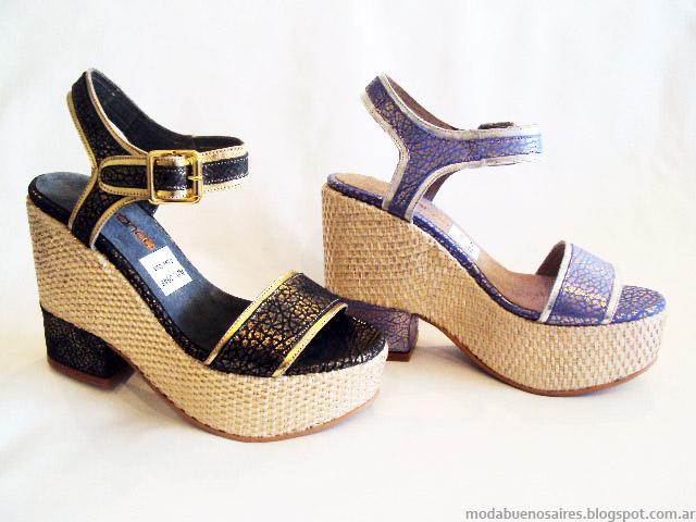 Sandalias de moda 2015. Moda primavera verano 2015.