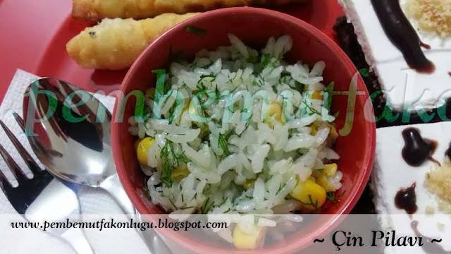 pilav tarifleri, çin pilavı, çin pilavı nasıl yapılır?, pilavlar, değişik tarifler, pirinç pilavı, değişik pilav tarifleri,