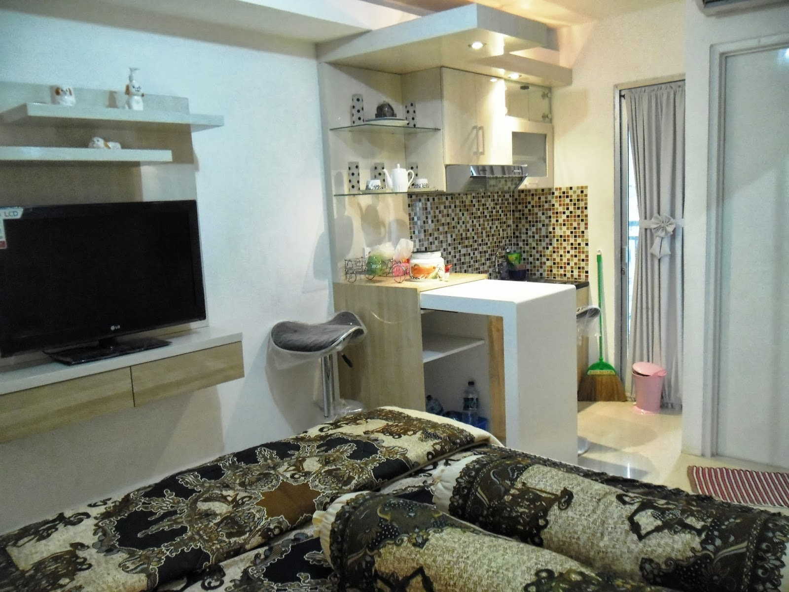 Desain interior apartemen jakarta harga interior for Interior apartemen studio