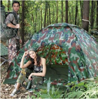 Buy Picnic Camping Hiking Tent for 4 Person-CF Best Quality at Rs 1349 Via ebay:buytoearn
