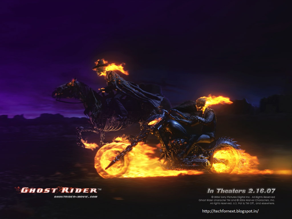 all new pix1 ghost rider wallpaper for pc