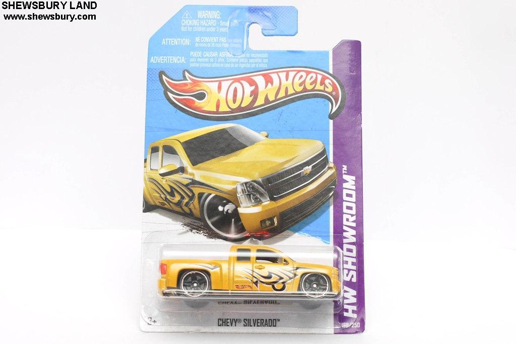Shewsbury Land: Hot Wheels - Chevrolet Silverado