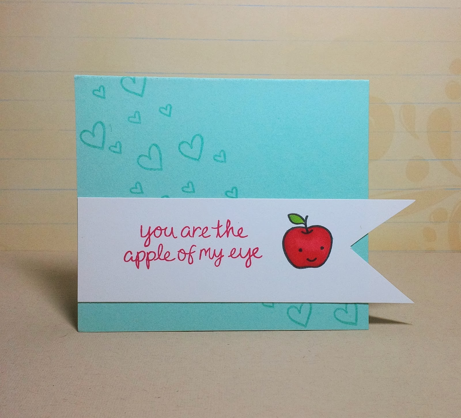 stamp glitter lawn fawn my silly valentine card set