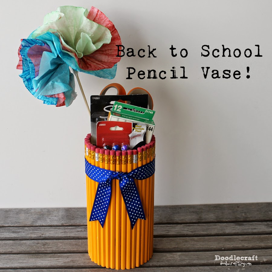 http://www.doodlecraftblog.com/2014/08/school-supplies-pencil-vase.html