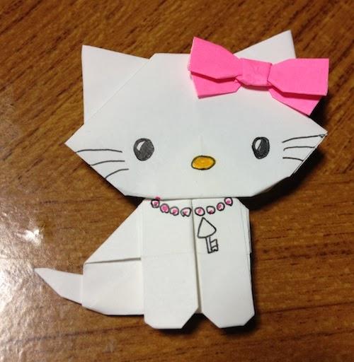 すべての折り紙 折り紙 バイキンマン 折り方 : 自然と友達: 折り紙マリー ...