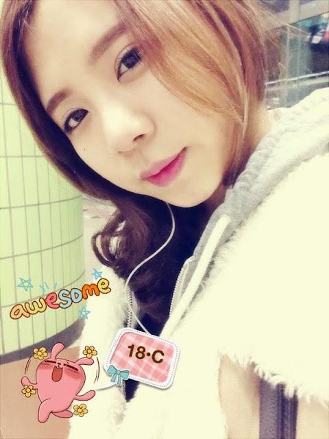 Hot girl Hạt Mít đi tiêm thuốc nhỏ mặt tại SPA Hàn Quốc