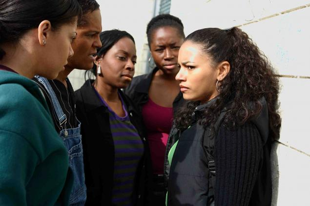 Ontiveros_Blog: Conflict in the Freedom Writers