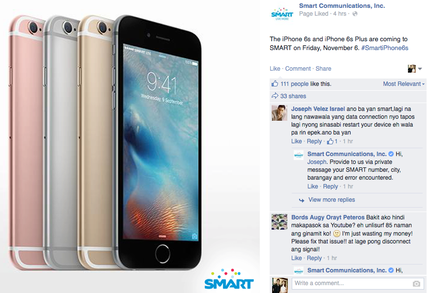 Apple iPhone 6S Philippines