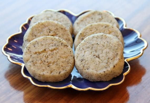 ... Dessert Recipes: Earl Grey Tea Dessert Recipe :: Earl Grey Tea Cookies