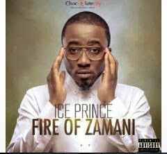 Fire of Zamani album artwork