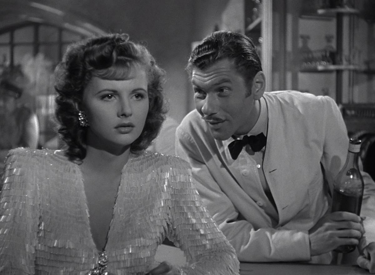 The Fine Art Diner Casablanca Dark Passage To Freedom