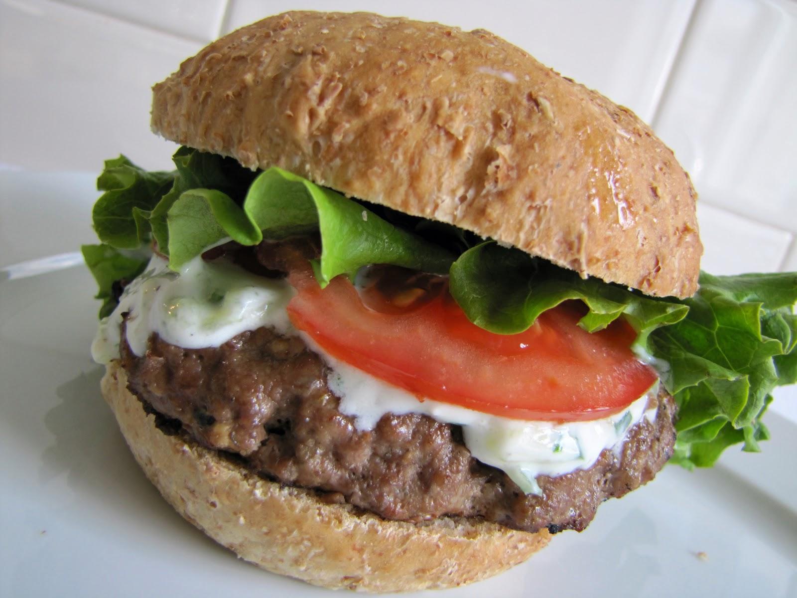 Mennonite Girls Can CookGreek Burgers