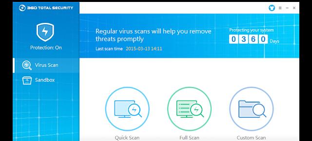 360 antivirus