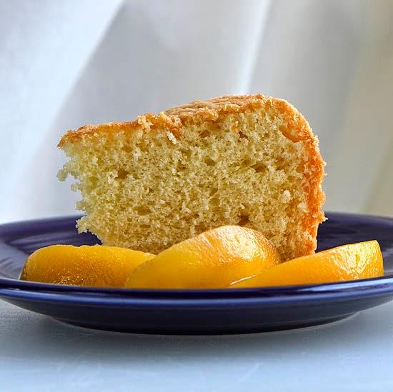 Mad About Maida: Light Pound Cake