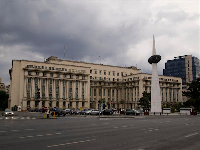 Edificio del Comité Central (Bucarest)