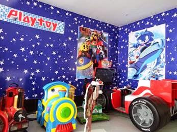 Playtoy Park anima criançada no Pátio Alcântara