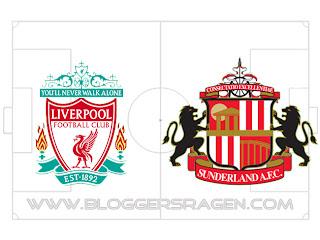 Prediksi Pertandingan Liverpool vs Sunderland