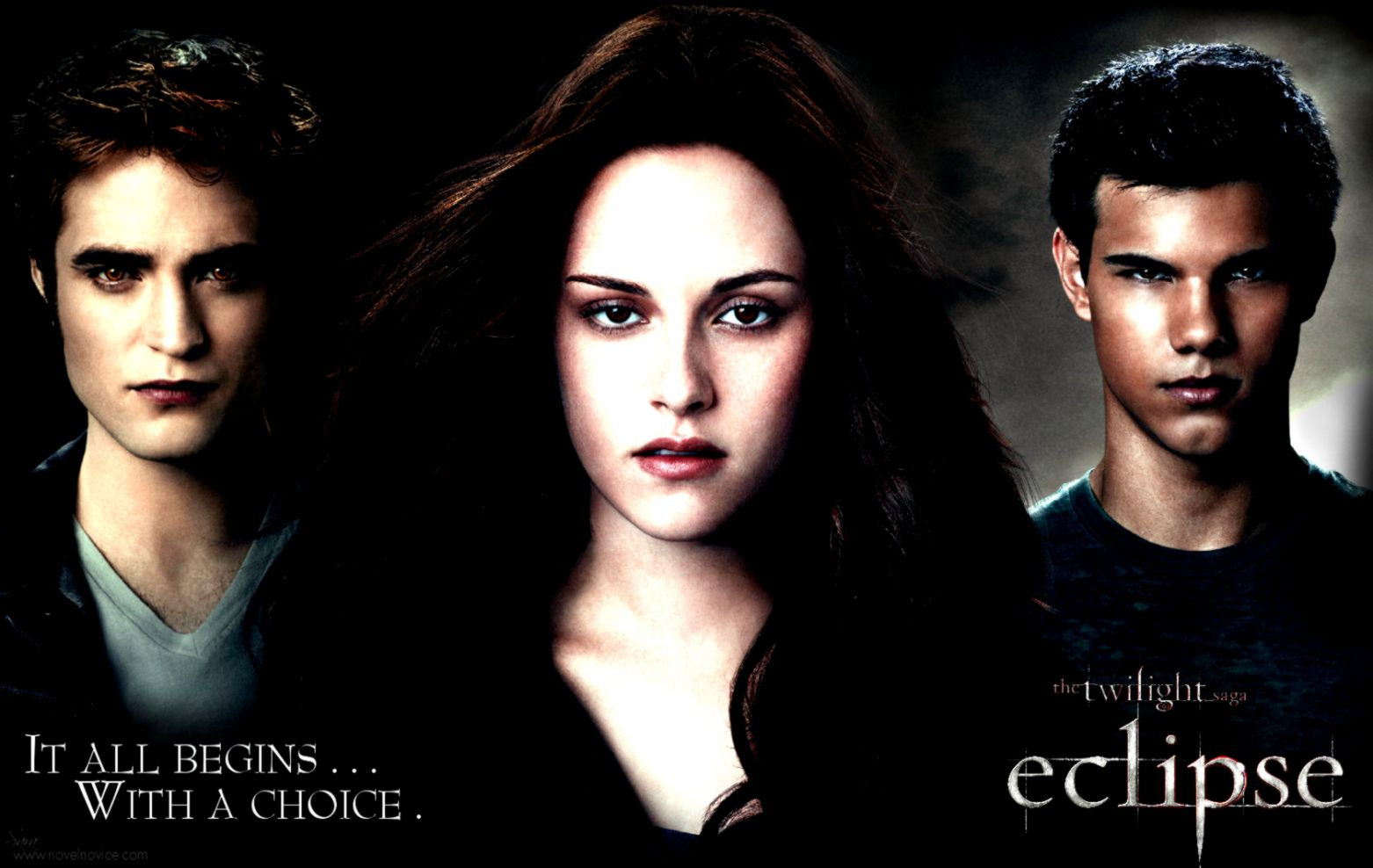 Desktop Wallpapers for The Twilight Saga Eclipse  Novel Novice