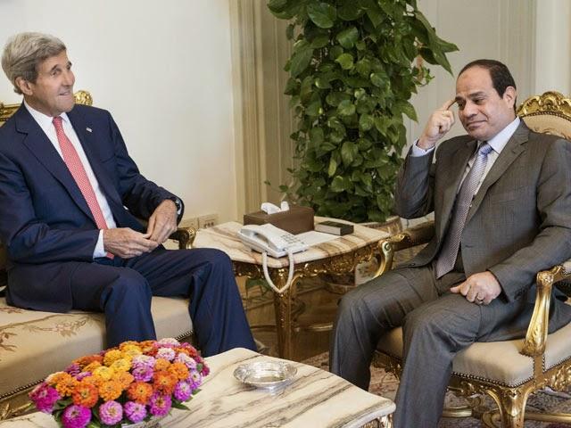 تفاصيل زيارة وزير الخارجية جون كيري في الشرق الأوسط