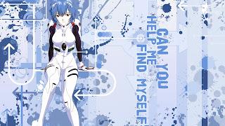 Rei Ayanami Evangelion Wallpaper