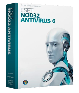 ESET NOD32 Antivirus 6 + activation keys