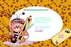 CARTEIRINHA DO GRUPO ABELHINHAS CRIATIVAS