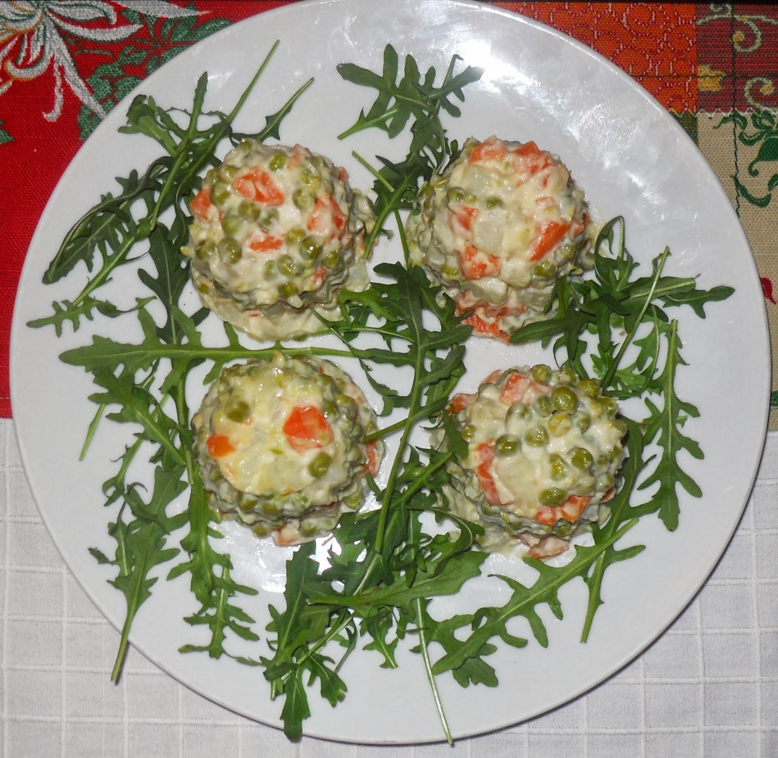 insalata russa light