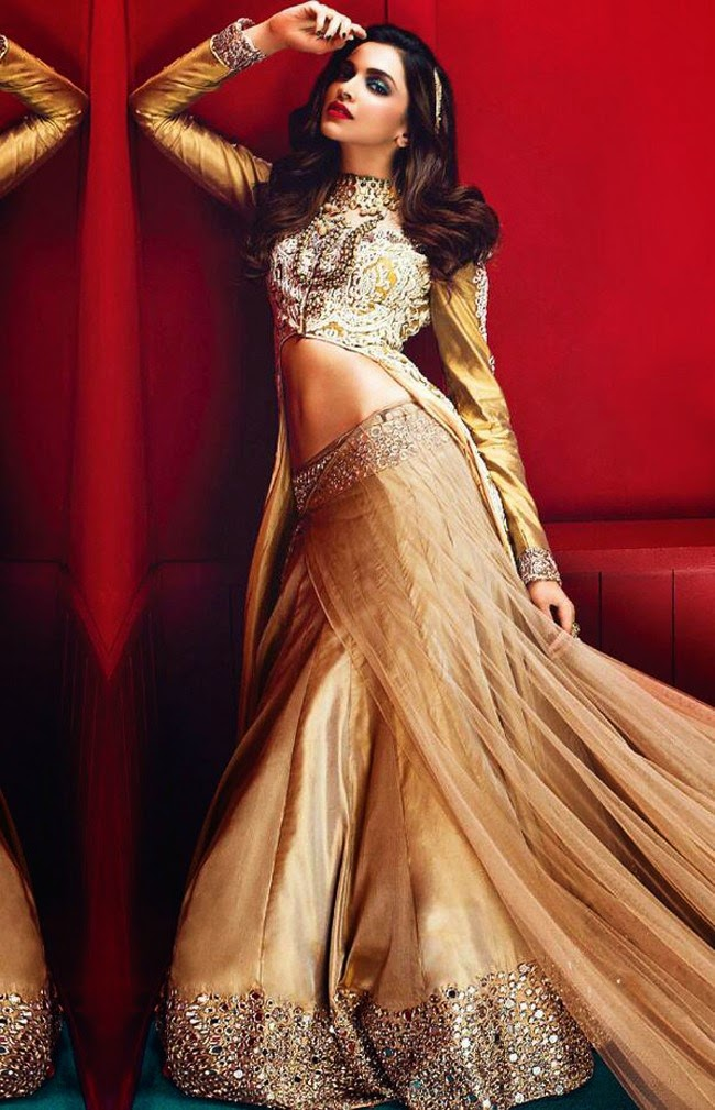 Curly Fries: BOLLYWOOD ISHTYLE: Prachi Desai in Wedding ...
