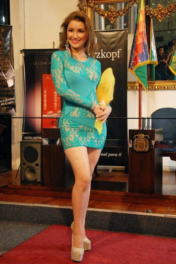 Fotos de las candidatas a miss cochabamba 2013 36