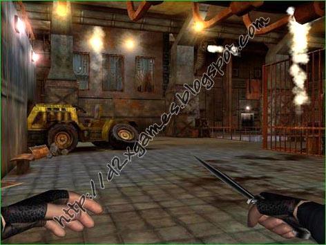 Free Download Games - Neuro Hunter