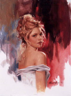 Parting glance, Richard S. Johnson
