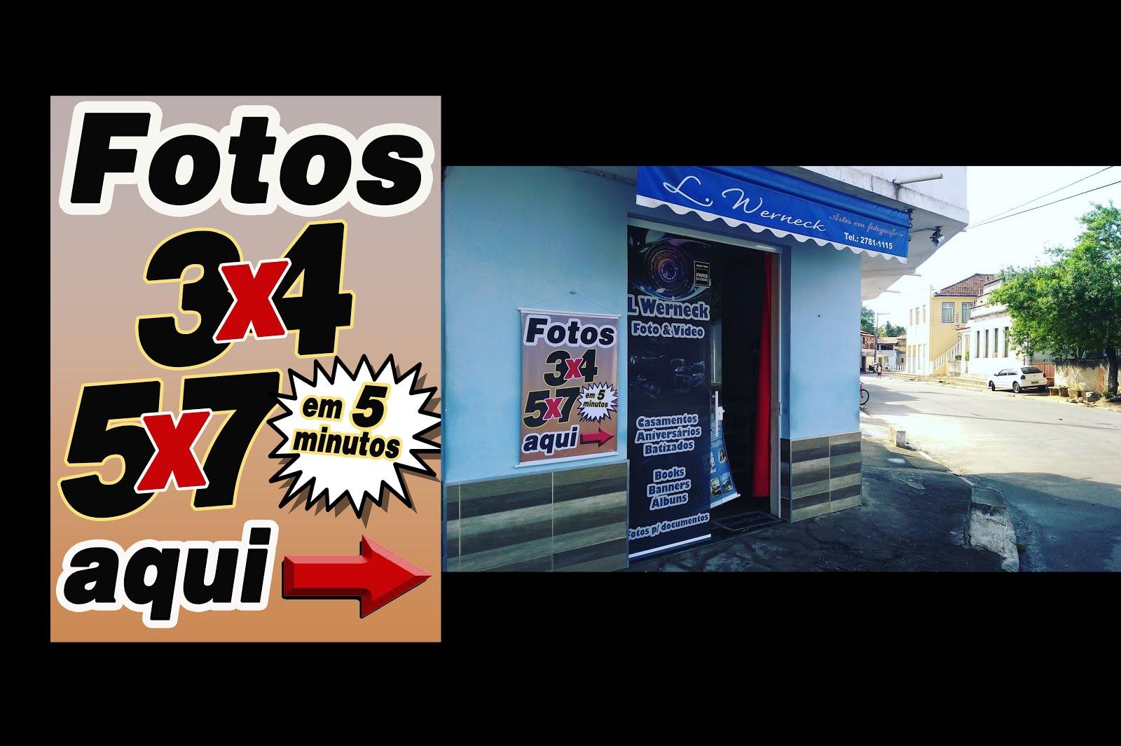 Fotos para Documentos, com qualidade!