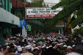 foto pemakaman KH Abdullah Faqih6