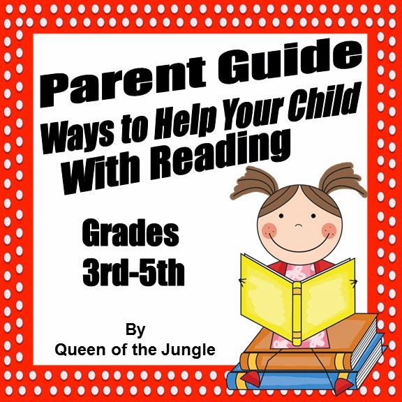 https://www.teacherspayteachers.com/Product/Parent-Guide-For-Reading-at-Home-Grades-3rd-5th-1159244