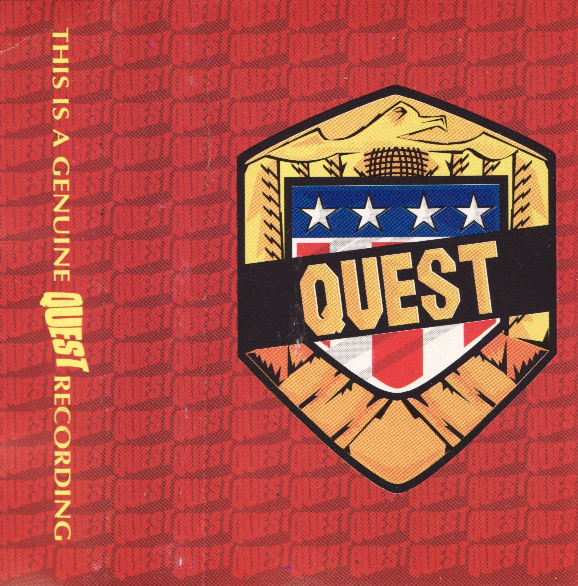 Grooverider - Quest Early 1994