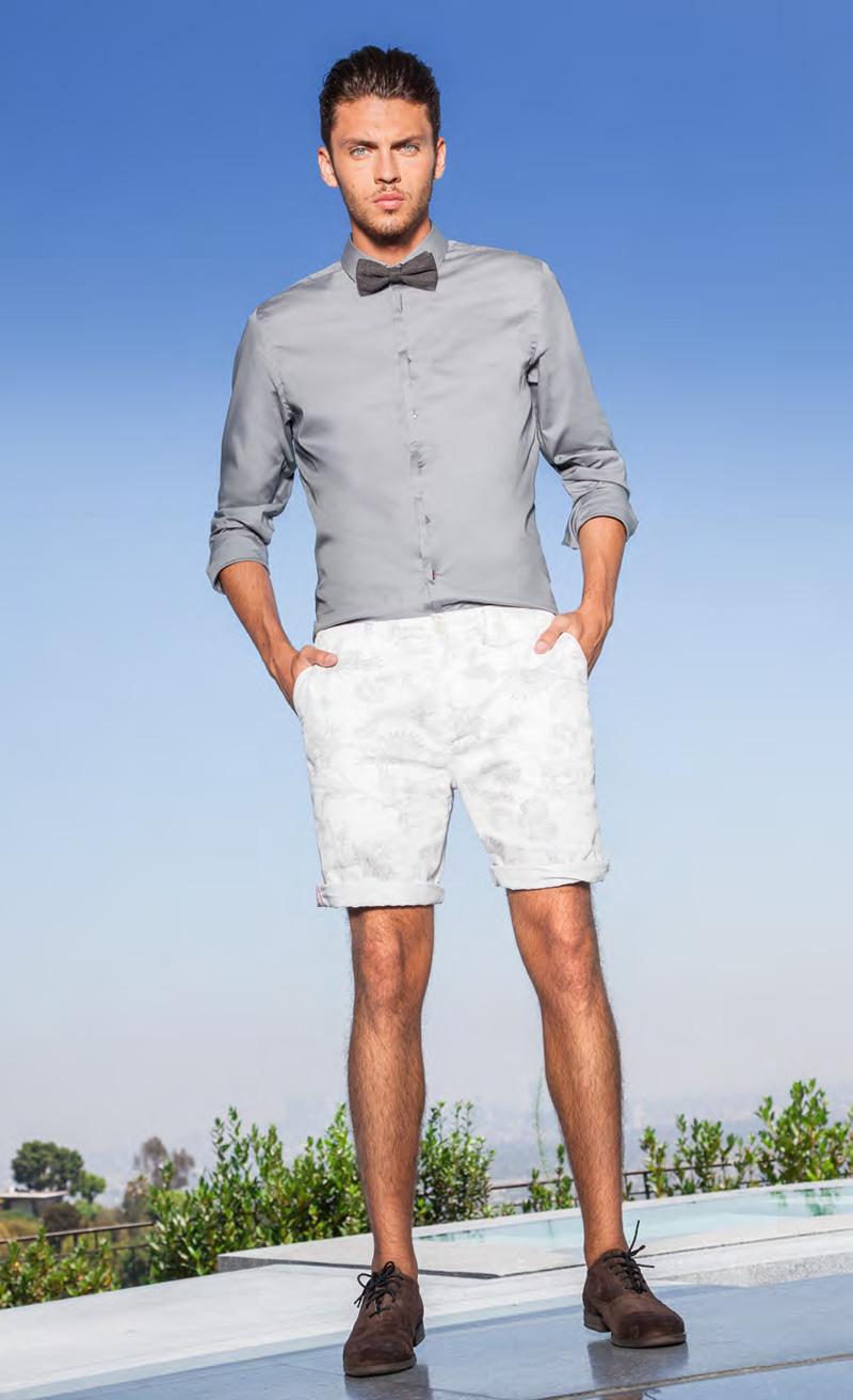 Летний Стиль Одежды Для Мужчин