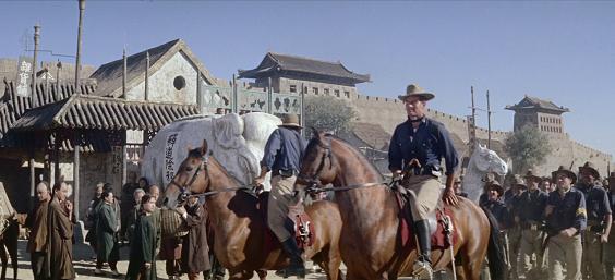 55 Dias en Pekín 1963 DVDrip eMule