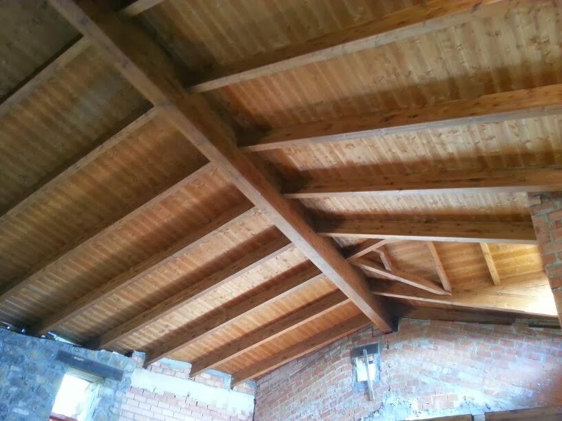 Estructuras de madera cutecma - Estructuras de madera para tejados ...