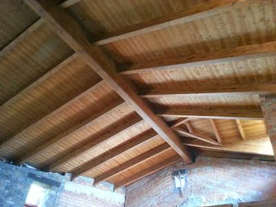 Tejados de madera