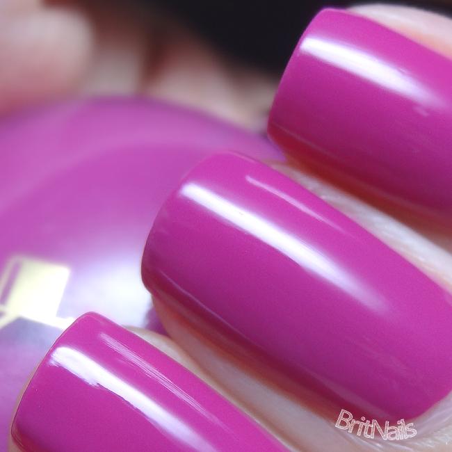 Jacava Blackberry Fool - Swatches | Brit Nails