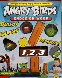 Angry Birds 1 2 3 PC Game