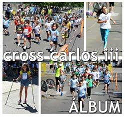 Cross de Carlos III: Fotos y Podios
