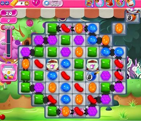 Candy Crush Saga 953