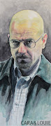 That's right, another Walter White painting. What can we say?