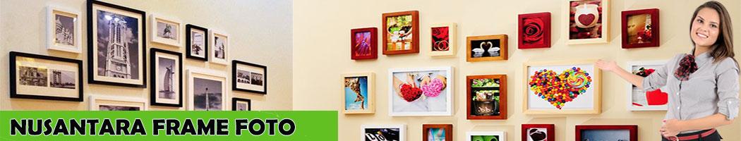 Jual Frame Foto Minimalis Untuk Souvenir di Jakarta | Bingkai Foto atau Pigura 3D Untuk Foto